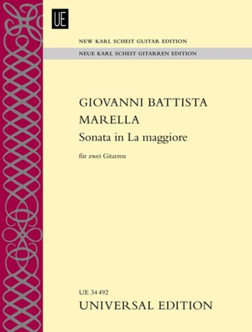 Sonata-in-La-maggiore-Marella-Giovanni-Battista-for-2-guitars-9790008084744